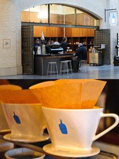Blue Bottle Coffee, San Francisco, California