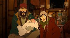 GoBoiano - 22 Amazing Anime Movies You Could Watch With Your Family That Aren't By Studio Ghibli