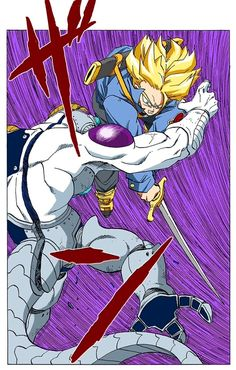 Trunks slicing and dicing FreizaTrunks slicing and dicing FreizaDBZ Future Trunks vs FriezaDBZ Future Trunks vs slicing and dicing Freiza Trunks slicing and dicing FreizaDBZ Future Trunks vs Frieza DBZ Future Trunks Dragon Ball Gt, Dragon Z, Dragon Tattoo Back, Asian Dragon Tattoo, Dragon Tattoos For Men, Dbz Manga, Manga Dragon, Z Arts, Fan Art