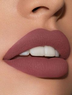 #LipstickColors Lip Gloss Colors, Lip Colors, Fall Lipstick Colors, Fall Lip Color, Hair Color, Eye Makeup, Beauty Makeup, Eyelashes Makeup, Matte Makeup