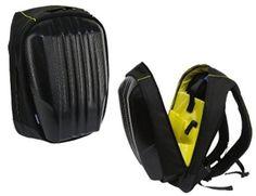 Hard Shell Backpack Laptop Case Waterproof School Travel Macbook Notebook Bag