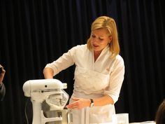 Clase Magistral con Anna Olson. Palais Rouge.Mayo 2016.Bs.As.