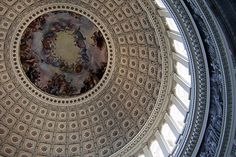 Washington, D.C. Photos at Frommer's - View of the rotunda inside the Capitol building