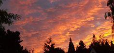 September 9, 2009 Sunrise in Eugene