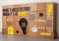 cardboard box retail in store displays - Google Search