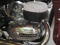 OldMotoDude: 1967 Bultaco Metralla, 2011 Isle of Vashon