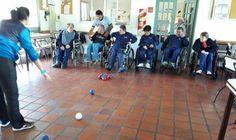 Nueva propuesta deportiva para jóvenes con discapacidad