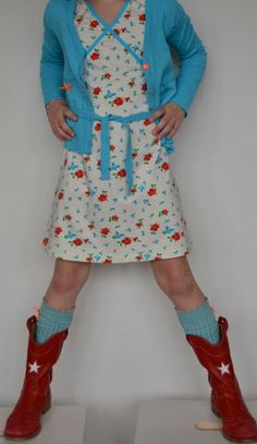 Pieterdientje: Tricot jurkjes