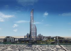 Architecture and Design: World's tallest building in Iraq's Basra find more architecture projects www.brabbu.com/en/news-events