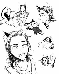 Loki Sketck || Cr: 삶걀