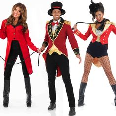 Circus Ringmaster Costume – Mens Womens Fancy Dress Carnival Ring Master Outfit in Clothes, Shoes & Accessories, Fancy Dress & Period Costume, Fancy Dress | eBay