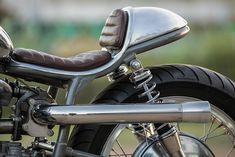 Moto Guzzi Dustbin Racer