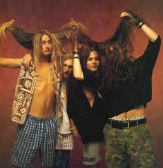 The 90's..because they weren't long enough-Alice in Chains