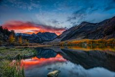 Autumn of North Lake by Angela Chong (Eastern Sierra, California)