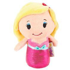 Barbie™ Blonde itty bittys® Stuffed Animal