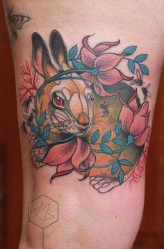 Lovely bunny.
