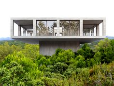 Solo House Casa Pezo / Pezo Von Ellrichshausen Architects. This house is one of my absolute favorites!