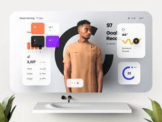 Shake by Cosmin Capitanu on Dribbble Web Ui Design, Dashboard Design, Design Trends, Branding Design, Dashboard Ui, Portfolio Web Design, Sites Layout, Web Layout, Directory Design