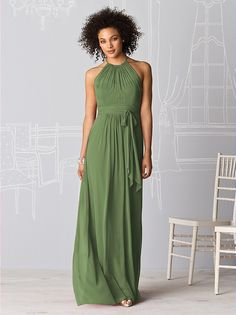 After Six Bridesmaids Style 6613 http://www.dessy.com/dresses/bridesmaid/6613/?color=clover&colorid=523#.Vk4kZITnvww
