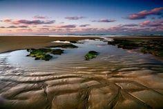 Playas abiertas al Mar Cantábrico #Cantabria #Spain
