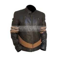 Wolverine X-Men Origins Leather Jacket | Stylo FashionsStylo Fashions