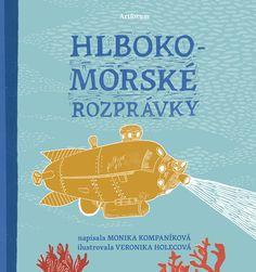 Monika Kompaníková: Hlbokomorské rozprávky