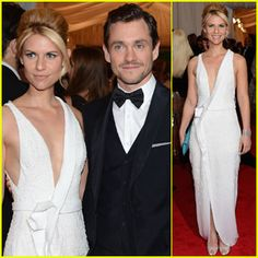 Sickingly Sexy/Geeky couple Claire Danes & Hugh Dancy...obsessed!