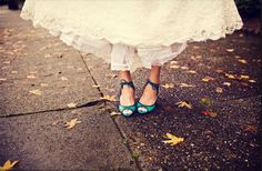 love the softness of the dress, but love these shoes even more.