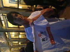 Ridge tra gli amici di #RomaWebFest #rwf #rwf2013