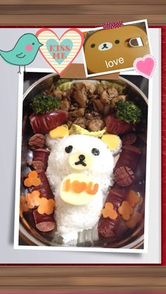 Rilakuma's love will accompany you today