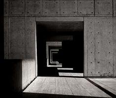 Salk Institute for Biological Studies. La Jolla, California. 1959. Louis Kahn