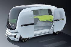 Tesla Pod is my Design Master's Thesis which consists of a Modular Autonomous Electric Platform for the Transport of People and Cargo through urban areas.The Public Module here presented has room for 12 people, 6 standing and 6 sitted. Module Design, Future Transportation, Tesla S, Mode Of Transport, Futuristic Cars, Automotive Design, Electric Cars, Concept Cars, Volvo