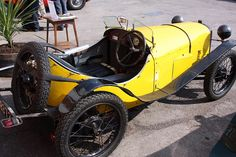 Brooklands - 1933 Austin 7 Special (LJ 8373) by growler2ndrow, via Flickr