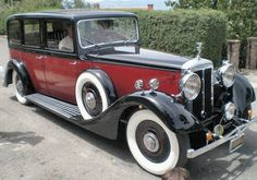 1936 Daimler 4 Litre Straight Eight Limousine Hooper Body Jaguar Daimler, Daimler Benz, Ferdinand Porsche, Coventry, Posh Cars, Vintage Cars, Antique Cars, Automobile, Lux Cars
