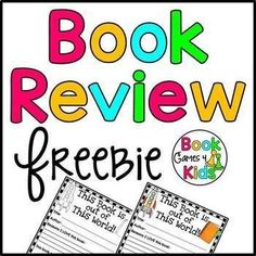 This File Includes Book Review Templates For Fiction And Non