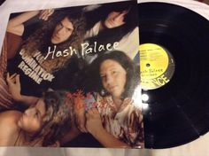 Hash Palace Grit and Bare It LP Vinyl RESONANCE 33-9032