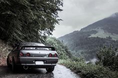 R32 GTR shooting for AUTOWORKS magazine (by Mickael Favre)