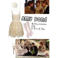 Amy Pond Power Of Three