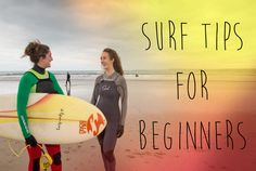 Surfing Tips for Beginners - ONE DAY!