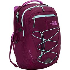 See this and similar The North Face backpacks - Women's Borealis Laptop Backpack. The women-specific FlexVent suspension system boasts custom injection-molded s. Mesh Backpack, Backpack Purse, Laptop Backpack, Laptop Bags, Adidas Backpack, Shoulder Backpack, The North Face, North Face Women, North Faces