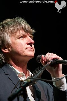 Neil Finn. Sings The Song Of The Lonely Mountain for The Hobbit credits.