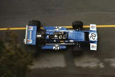 #20 Johnny Servoz Gavin...Tyrrell Racing Organisation...March 701...Motor Ford Cosworth DFV V8 3.0...GP Monaco 1970