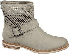 Damen Boots von Graceland in grau - deichmann.com Graceland, Biker, Shoes, Fashion, Boots Women, Heeled Boots, Moda, Zapatos, Shoes Outlet