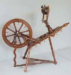 German trousseau wheel