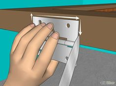 How to Install or Replace Door Hinges. Door hinges play an important role in our everyday lives; they provide all of your doors with support. Hinges on exterior doors provide the first line of safety for the family inside, and offer. Interior Door Hinges, Exterior Doors, Replacing Closet Doors, Door Casing, Window Repair, Old Frames, Bedroom Doors, Decorating Blogs, Interior Decorating