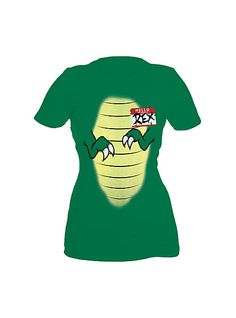 Goodie Two Sleeves Hello My Name Is Rex Girls T-Shirt | Hot Topic