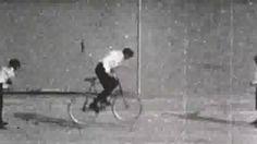 Un peu d'histoire avec cette vidéo de Thomas Edison | Fixie Singlespeed, infos vélo fixie, pignon fixe, singlespeed.