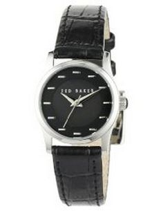 Ted Baker Female Right On Time Watch  TE2064 Black Analog       Sale price. $54.95