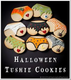 Halloween Tushie Cookies-5103-2text