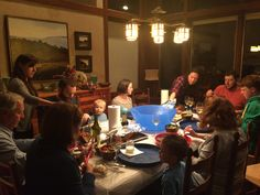 Family a circle,of friends that love you!!! We look oh so serious , we had some serious crab legs to eat!!